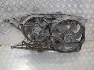Запчасть диффузор с вентилятором в сборе Renault Trafic 2001-2007