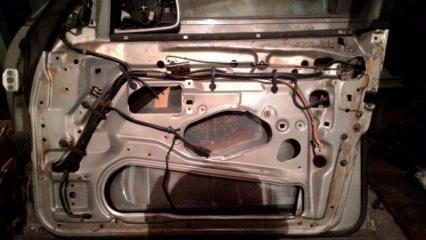 Дверь боковая передняя правая Mercedes-Benz S-CLASS