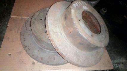 Тормозной диск задний MITSUBISHI DELICA