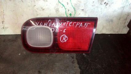Вставка в крышку багажника задняя правая HONDA INTEGRA