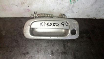 Ручка двери наружняя передняя левая TOYOTA CRESTA