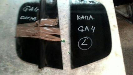 Стекло собачника заднее правое HONDA CAPA