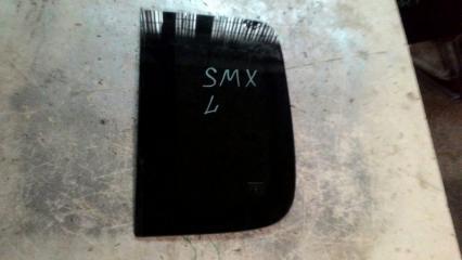 Стекло собачника заднее левое HONDA SMX