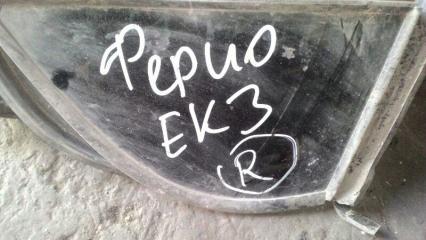 Форточка двери задняя правая HONDA CIVIC FERIO