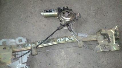 Стеклоподъемный механизм задний левый TOYOTA Mark II