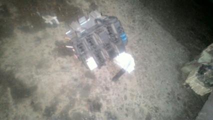 Блок предохранителей SUBARU FORESTER