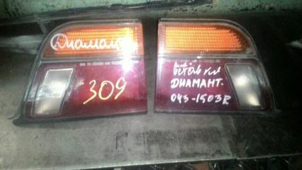 Вставка в крышку багажника MITSUBISHI DIAMANTE