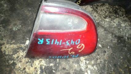 Вставка в крышку багажника задняя правая MAZDA Eunos 800