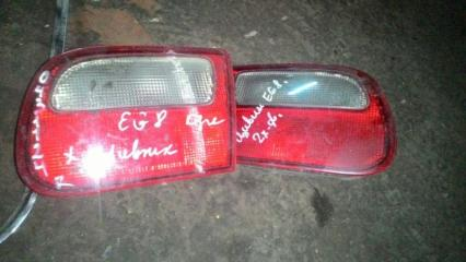Вставка в крышку багажника HONDA CIVIC