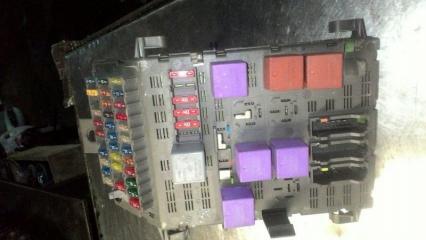 Блок предохранителей RENAULT LAGUNA 1 2000