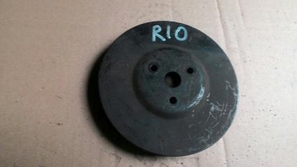 Шкив помпы KIA RIO 1 2004