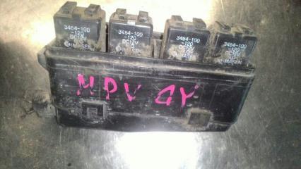 Блок предохранителей задний MAZDA MPV