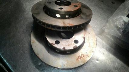 Тормозной диск VAG