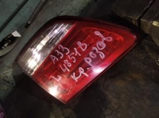 Вставка в крышку багажника задняя левая NISSAN CEFIRO