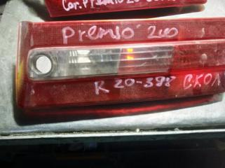 Вставка в крышку багажника задняя правая TOYOTA CORONA PREMIO