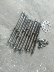 Болт головки блока цилиндров HONDA CIVIC