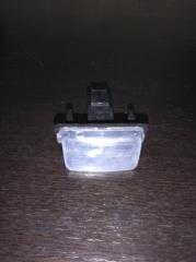 Запчасть фонарь подсветки номера PEUGEOT 206 2007