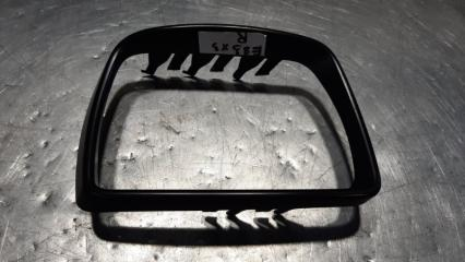 Запчасть накладка зеркала передняя правая BMW X3 2003-2008