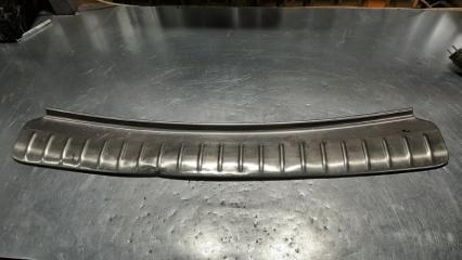 Запчасть накладка на бампер (молдинг) задняя Porsche Cayenne 2003-2010