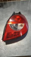 Фонарь задний правый Renault Clio 2008