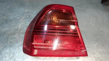 Запчасть фонарь задний левый BMW 3-series 2005
