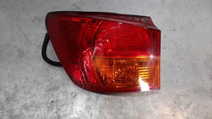 Запчасть фонарь задний левый Lexus IS200 2007