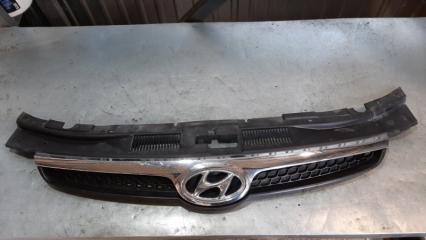 Решетка радиатора Hyundai i30 2008