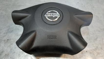 Запчасть подушка безопасности (airbag) в руль Nissan Primera 3 2004