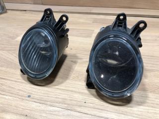 Запчасть фара противотуманная (птф) (противотуманка) передняя правая Audi A4 2000-2006