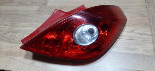 Фонарь задний правый Opel Corsa 2006