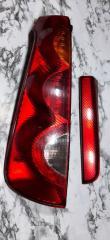 Запчасть фонарь задний левый Nissan Note 2005-2009