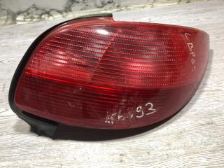 Фонарь правый PEUGEOT 206 2003