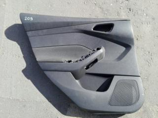 Обшивка двери задняя левая Ford focus 3 2011-