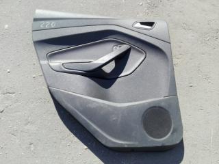 Обшивка двери задняя левая Ford Kuga 2 2013-