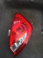 Фонарь задний правый Ford Fiesta 6 2011