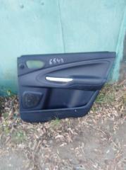 Обшивка двери задняя правая Ford S-max 2006-2014