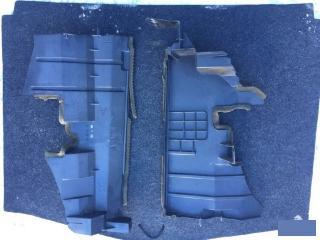 Пластм. защита над радиатором правый NISSAN NOTE