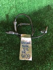 Датчик abs передний правый Nissan Note 2012