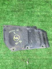 Защита двигателя передняя правая Toyota Prius 2010
