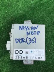 Электронный блок Nissan Note 2013