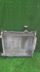 Радиатор кондиционера Nissan Note 2012