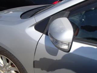 Уголок крыла левый Toyota Allion 2008
