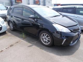 Защита двигателя передняя правая Toyota Prius Alpha 2011