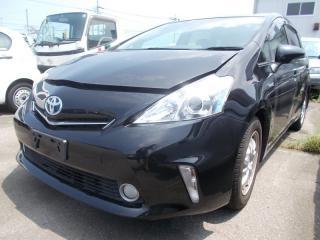 Запчасть защита двигателя передняя левая Toyota Prius Alpha 2011