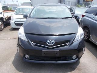 Запчасть трос капота передний Toyota Prius Alpha 2011