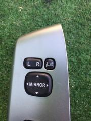 Запчасть кнопка регулировки зеркал Toyota Prius Alpha 2011