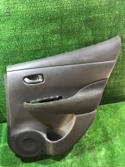 Обшивка дверей задняя правая Nissan LEAF 2013