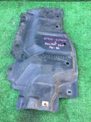 Защита двигателя передняя правая Toyota Allion 2008