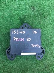 Блок управления климат-контролем Toyota Prius 2009