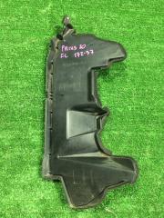 Защита радиатора передняя левая Toyota Prius 2009